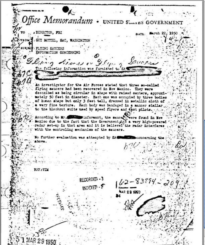 Самые известные и загадочные случаи появления НЛО в истории