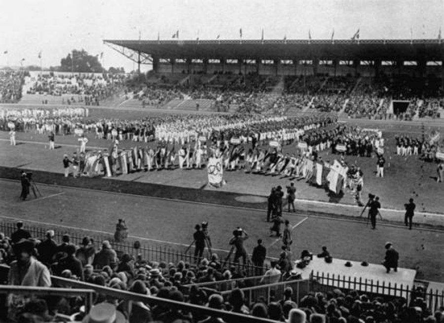 Курьезы и конфузы на открытиях Олимпийских игр