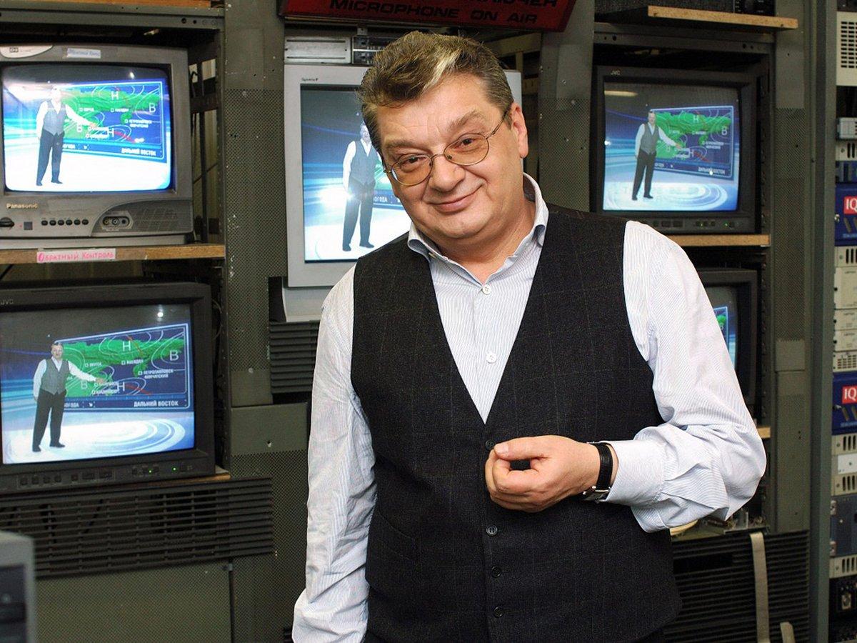 Александр Беляев умер в Москве