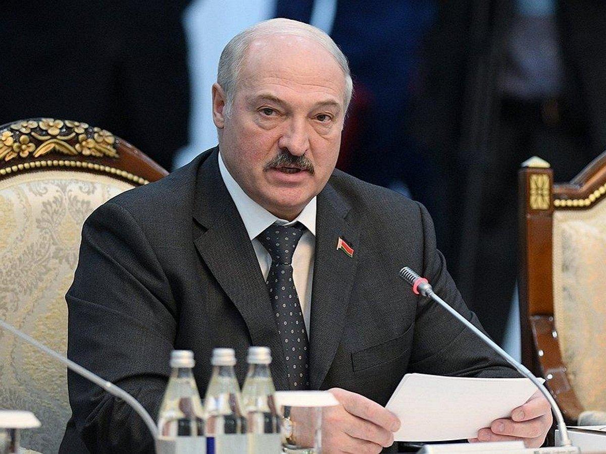 Лукашенко отреагировал на задержание граждан России в Белоруссии