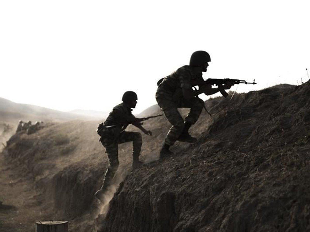 Столкновения на границе Армении Азербайджана