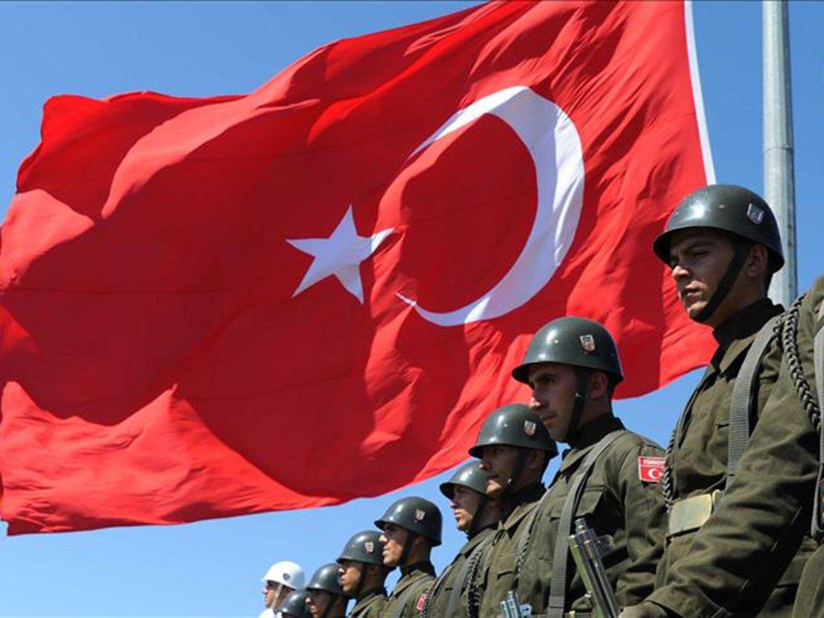Турция набирает добровольцев для войны с Арменией