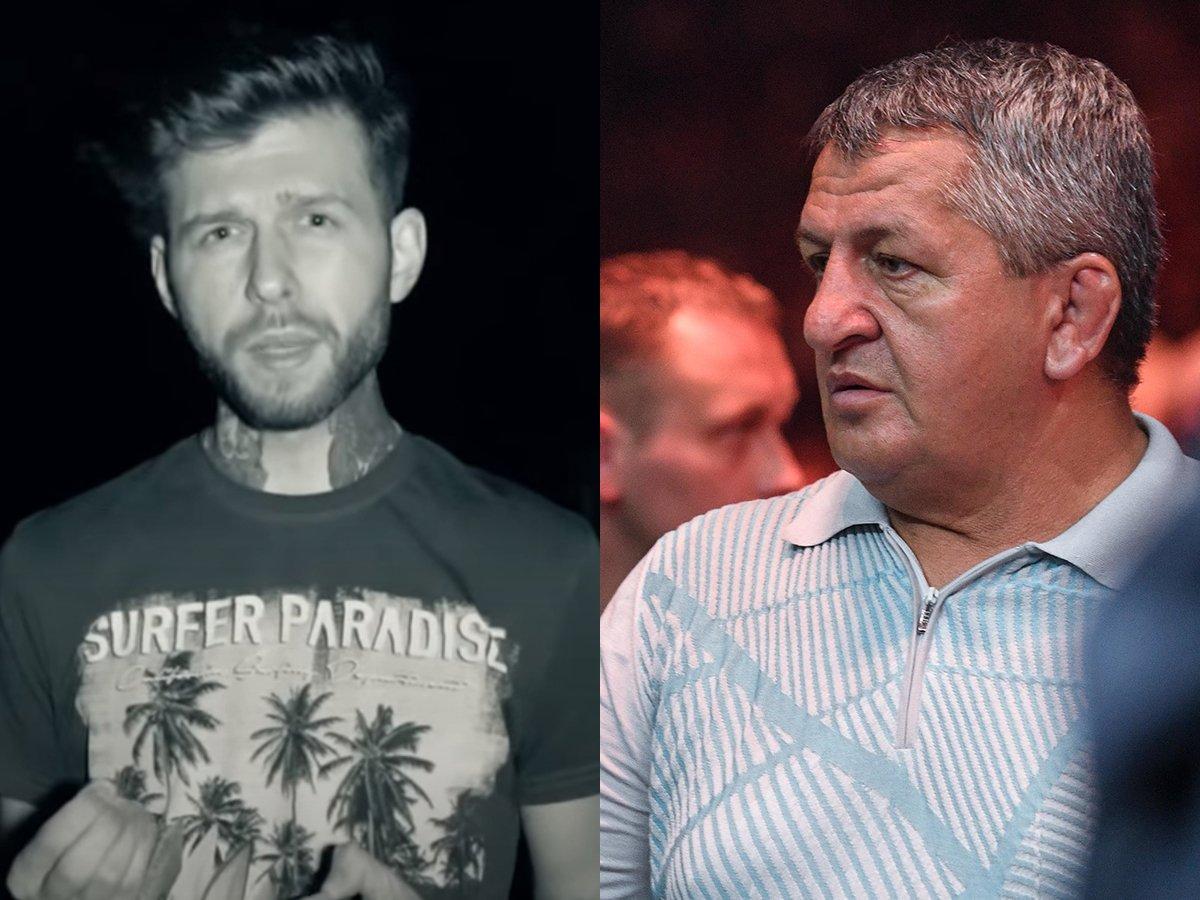 Блогер и отец Хабиба Нурмагомедова