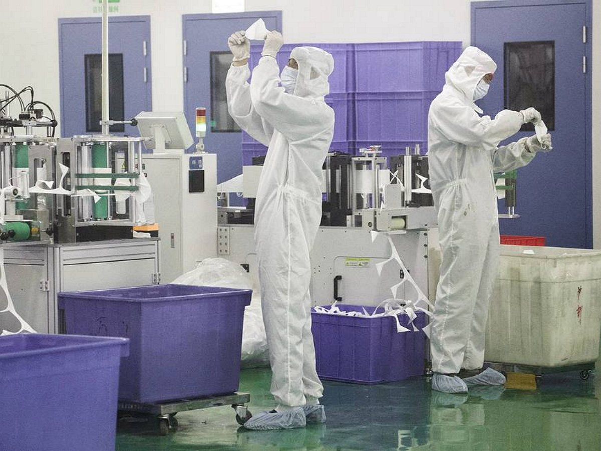 СМИ: Китай хранил образцы коронавируса с 2012 года