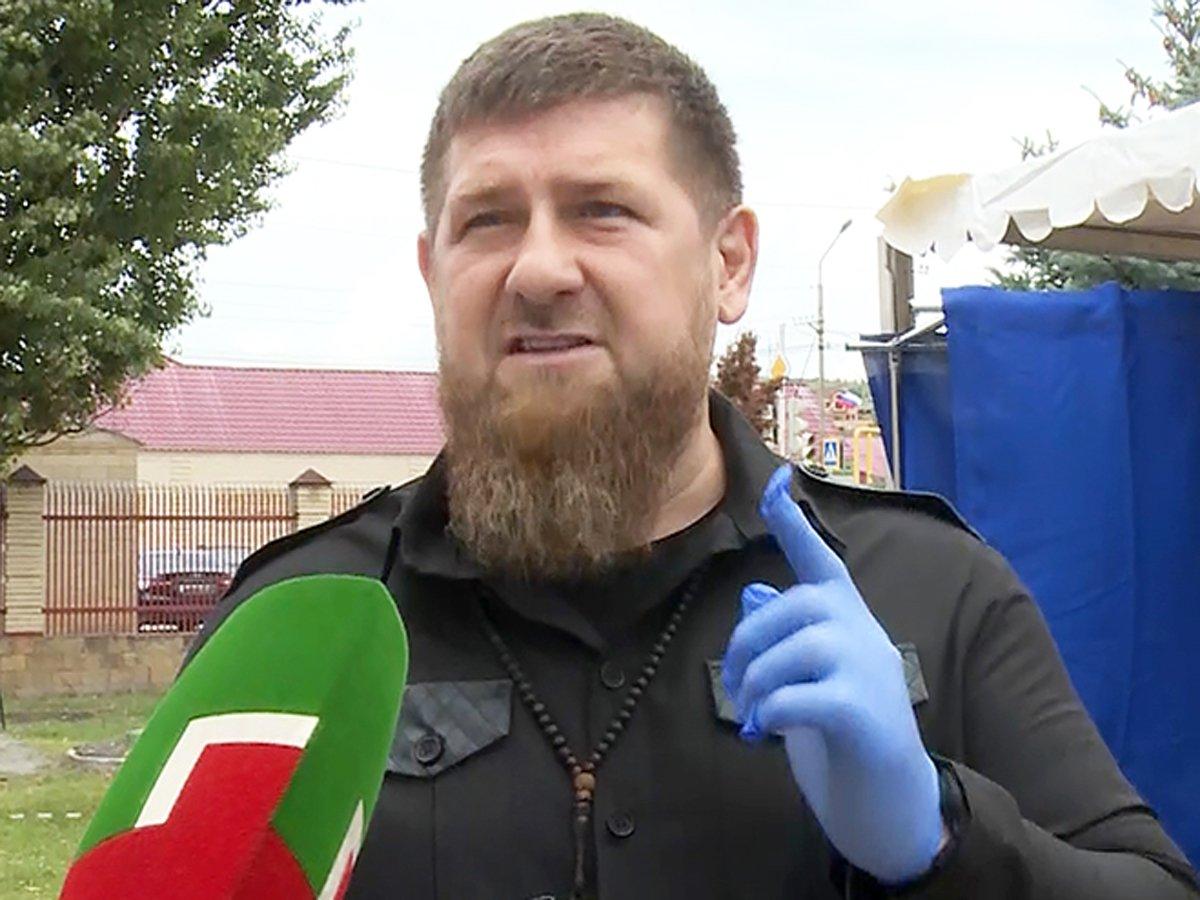 Кадыров назвал госсекретаря США заказчиком убийства Джорджа Флойда