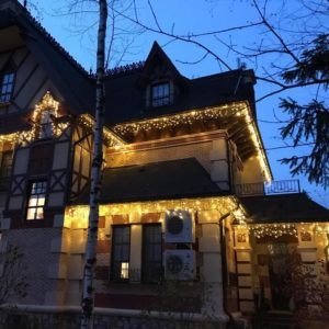 Дом Павла Прилучного
