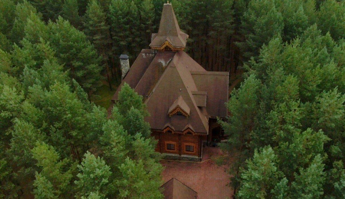 Дом Трутнева в Перми