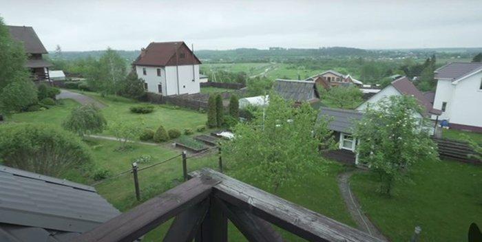 Дом Василия Уткина