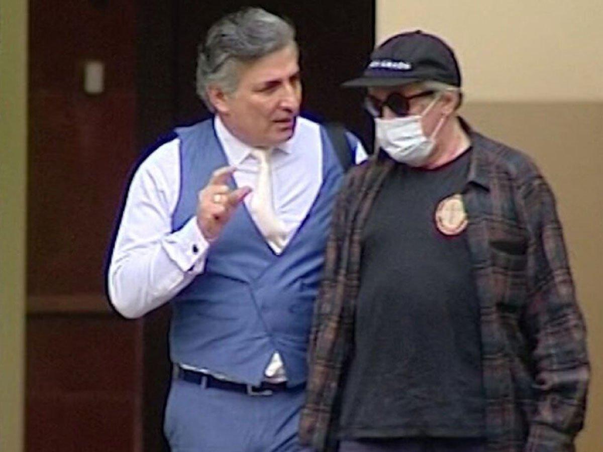 Ефремов не признал вину в ДТП