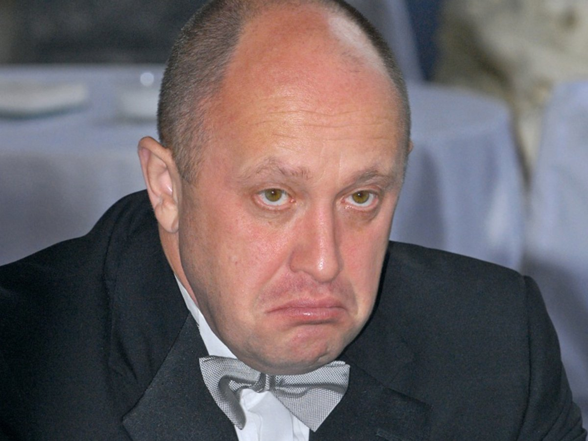 Евгений Пригожин