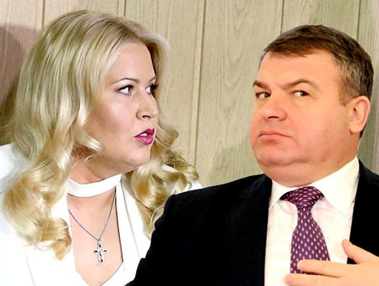 Фото похудевшей подруги экс-министра Сердюкова восхитило Сеть