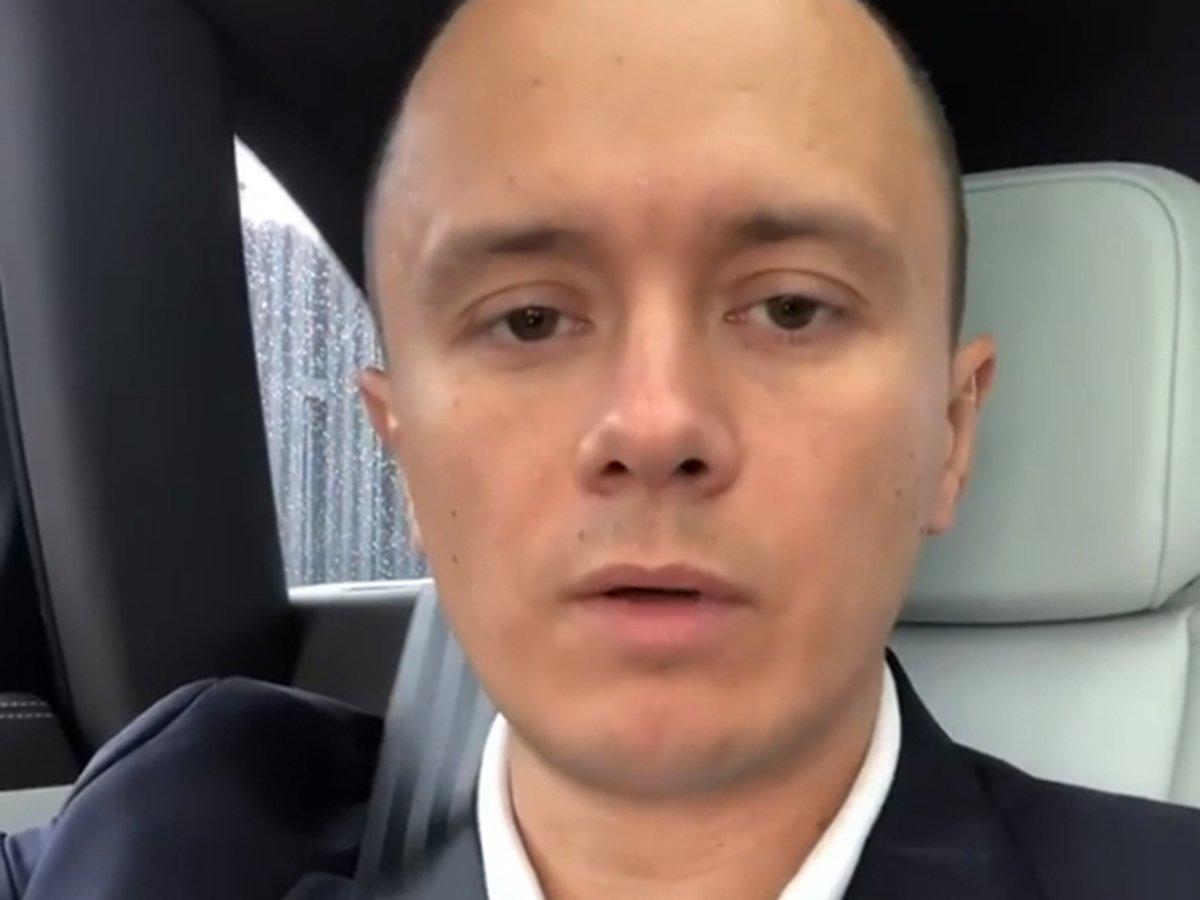 Илья Соболев снял пародию на Михаила Дегтярева