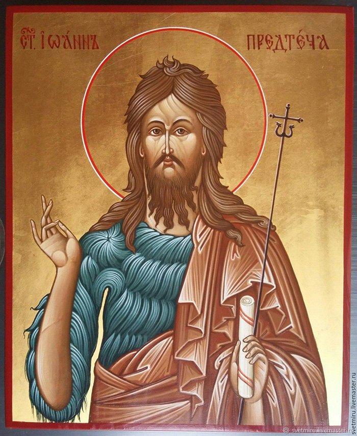 Рождество Иоанна Предтечи 7 июля