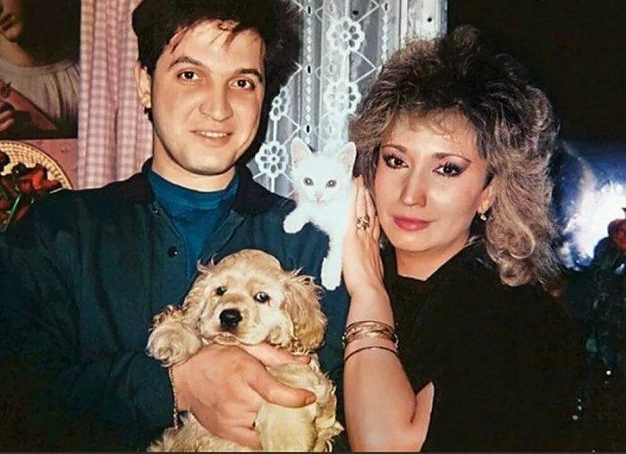 Ирина Аллегрова Игорь Капуста