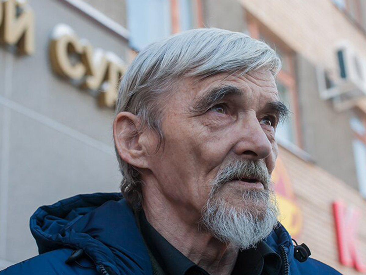 Историк Дмитриев получил 3,5 лет колонии