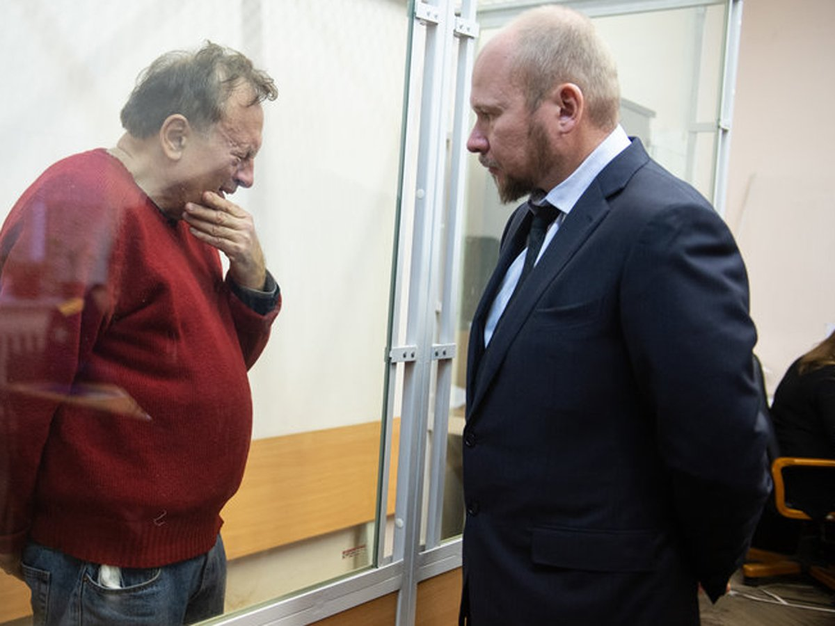 Убивший аспирантку историк Соколов начал писать в СИЗО исторический роман