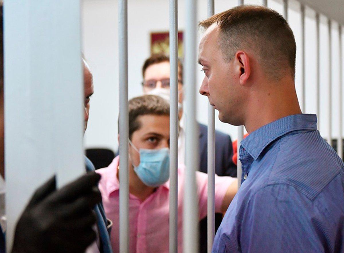 ФСБ предъявило обвинение Ивану Сафронову