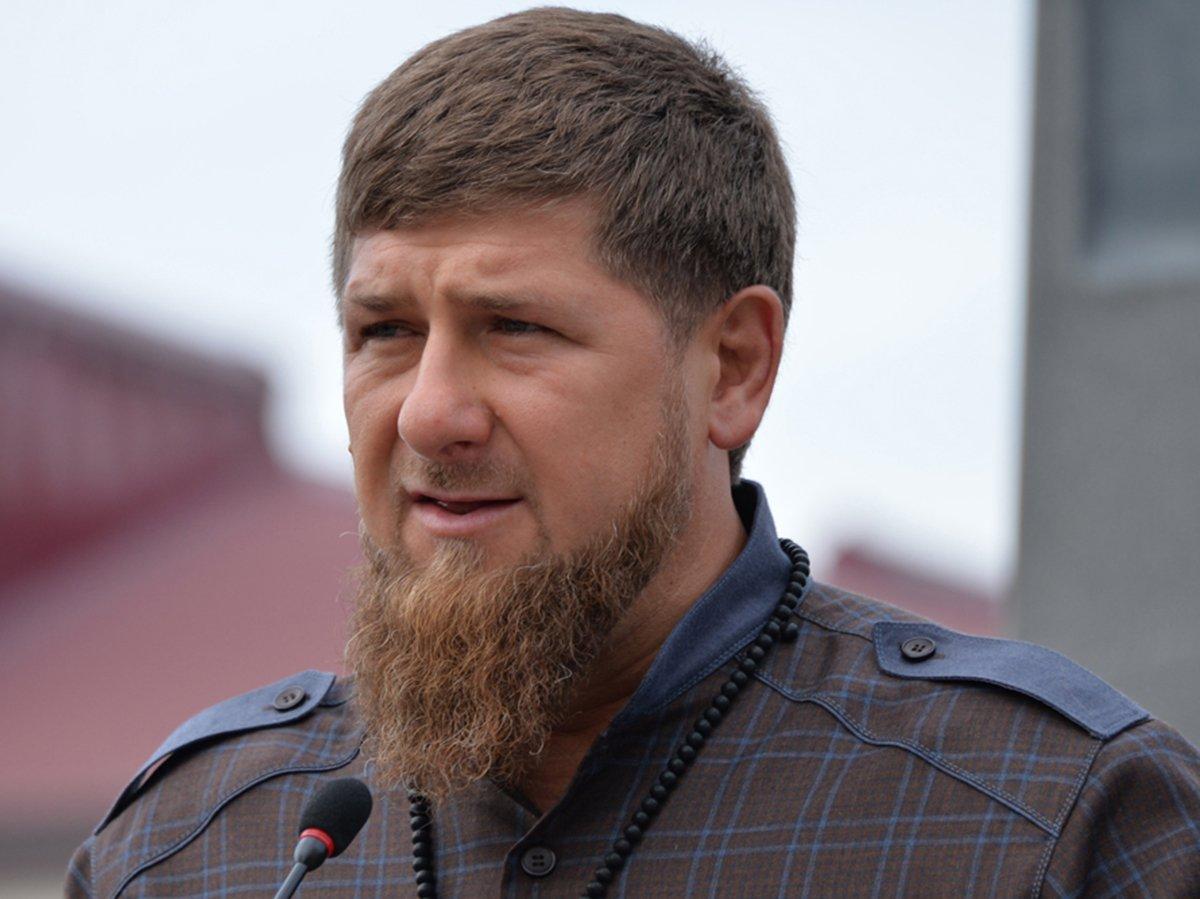 Кадыров ответил на санкции США