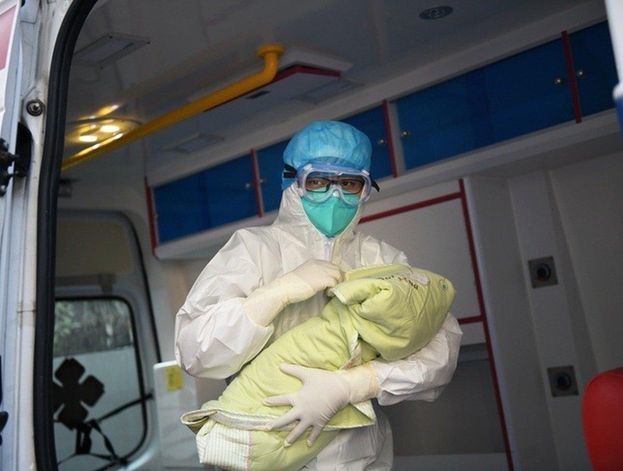 Российский врач показал фото с необычным симптомом COVID-19