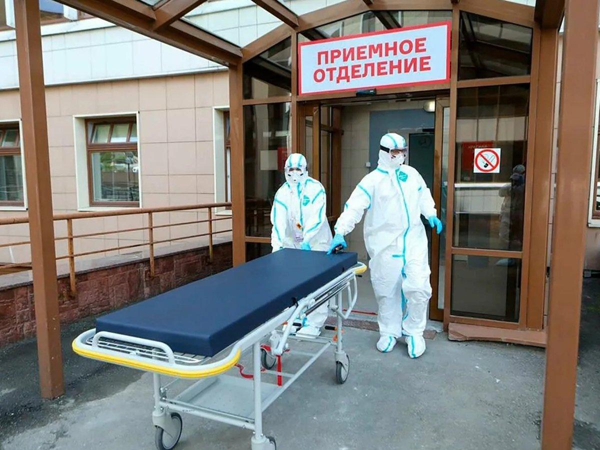 Новые ограничения в России из-за коронавируса