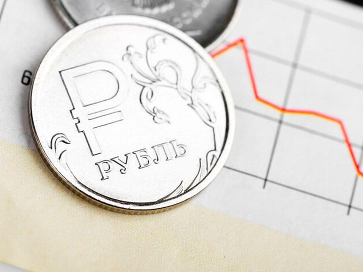 Курс рубля обрушился на торгах