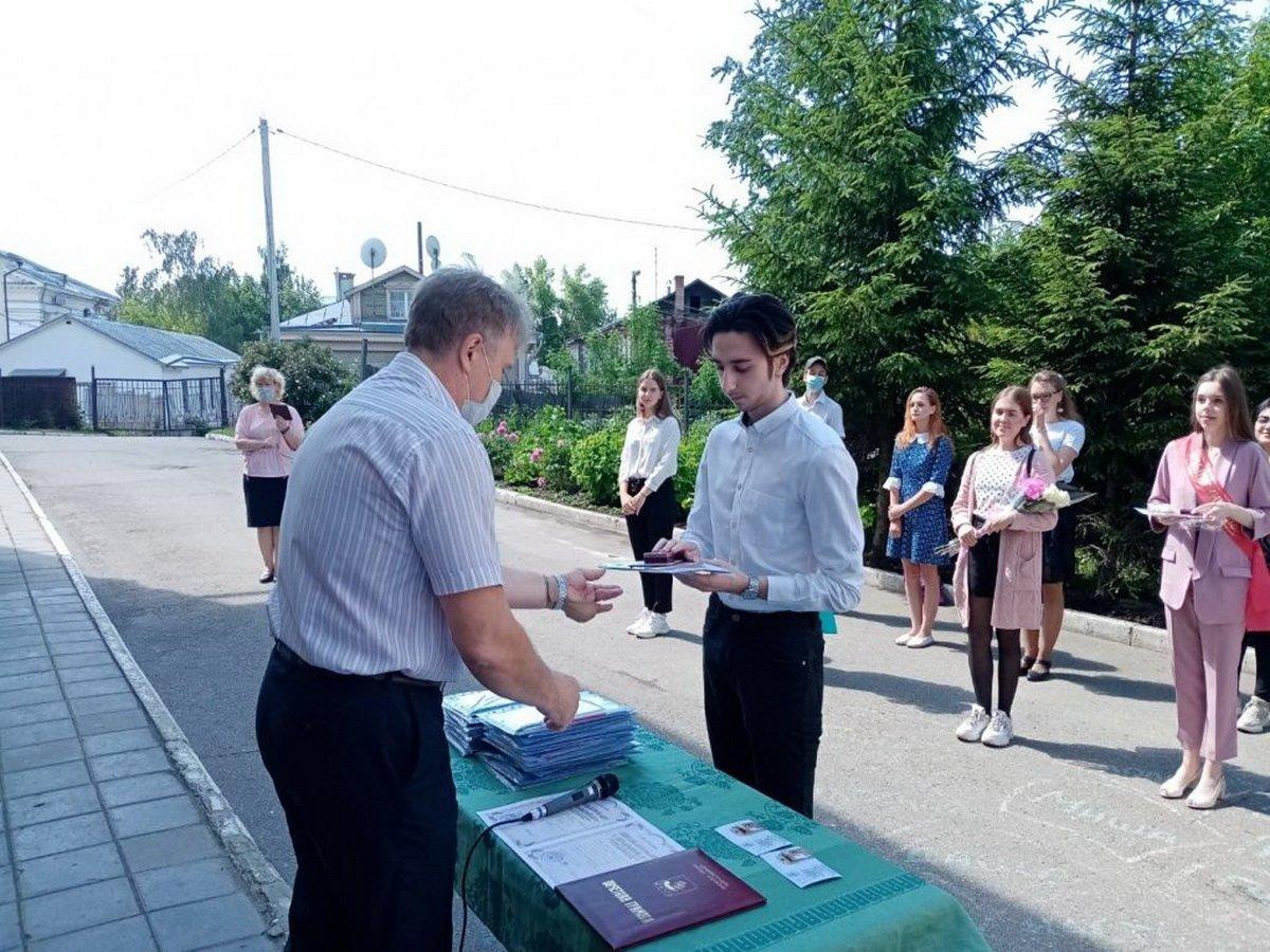 Выпускник из Костромы набрал 400 баллов на ЕГЭ