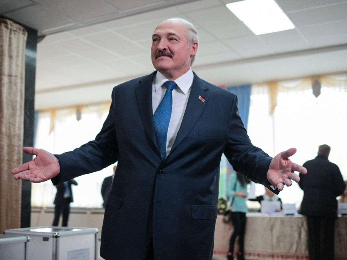 Лукашенко призвал соотечественников «самим решать» судьбу Белоруссии