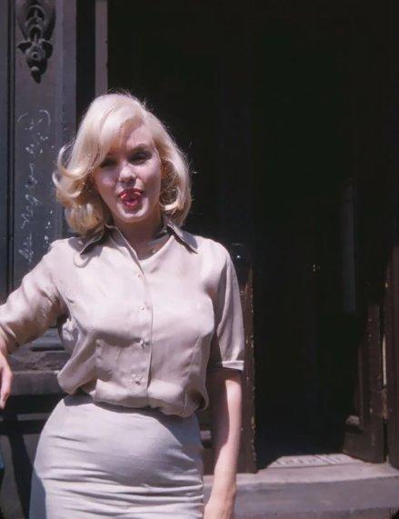Неизвестные фото Мэрилин Монро раскрыли тайну ее беременности