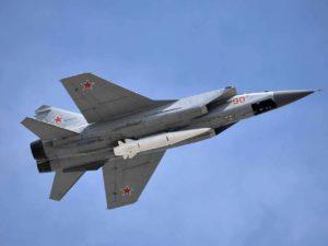Задержан россиянин, продавший 13 лет назад истребители МиГ-31 по 153 рубля