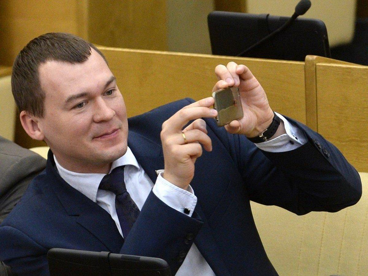 Михаил Дегтярев назначен врио ггубернатора Хабаровского края