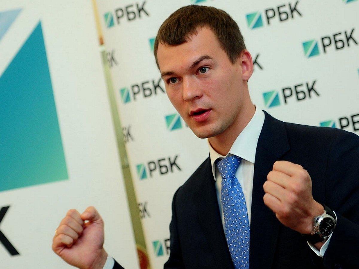 Дегтярев удивил признанием, на что готов ради блага хабаровчан