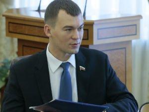 Михаил Дегтярев назначен врио Хабаровского края