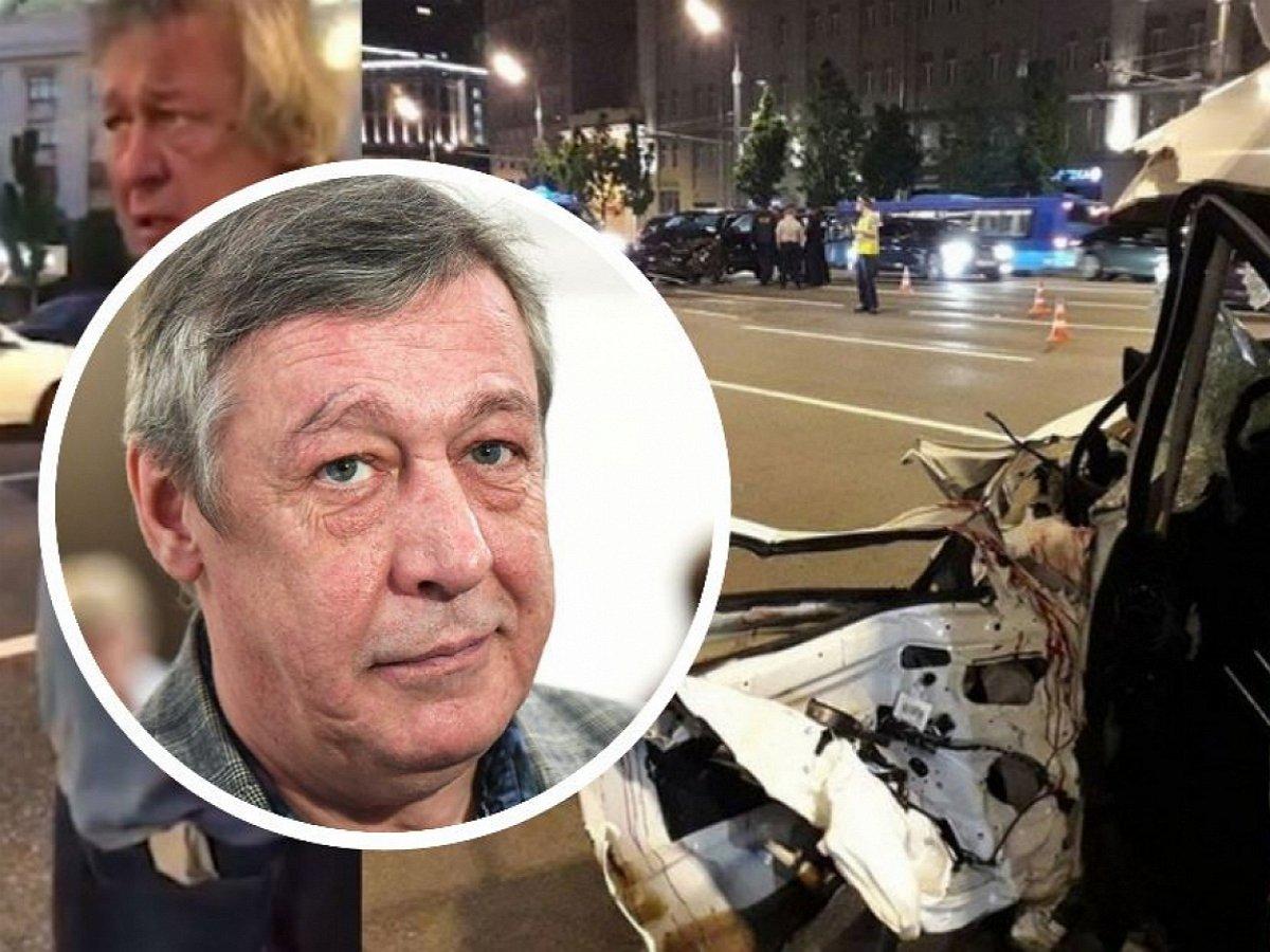 Ефремову предъявлено обвинение в окончательной редакции по делу о ДТП