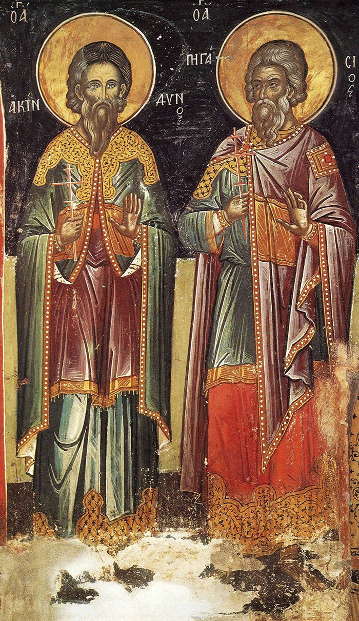 Мокий и Марк Стожары
