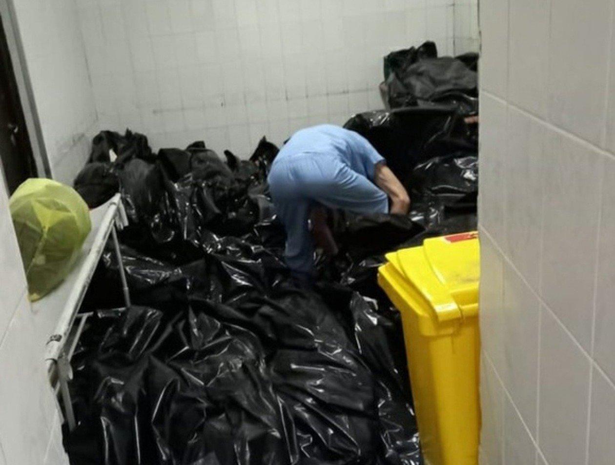 Томский губернатор нашел «крайних» в скандале с фото мешков из морга