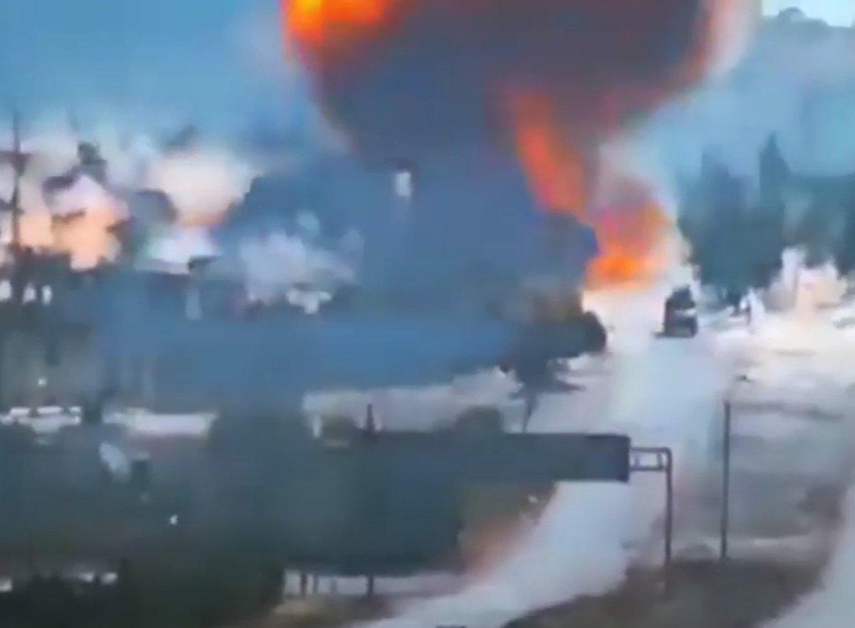 Нападение на российский конвой в Сирии