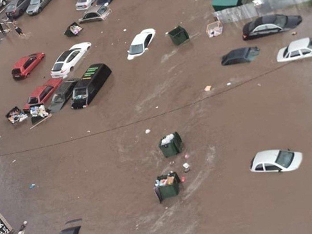 Наводнение Ростов-на-Дону