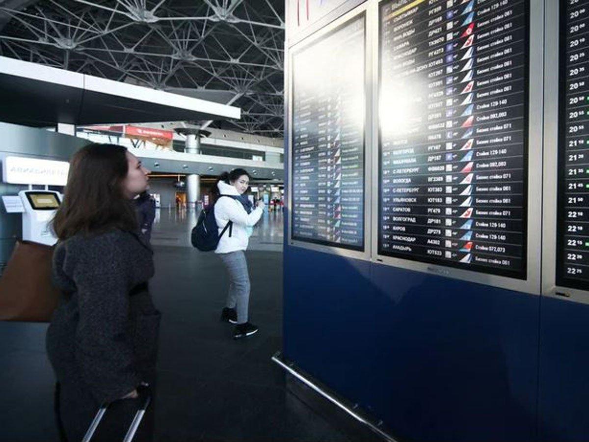 Названы шесть городов, откуда полетят за рубеж первые рейсы после пандемии