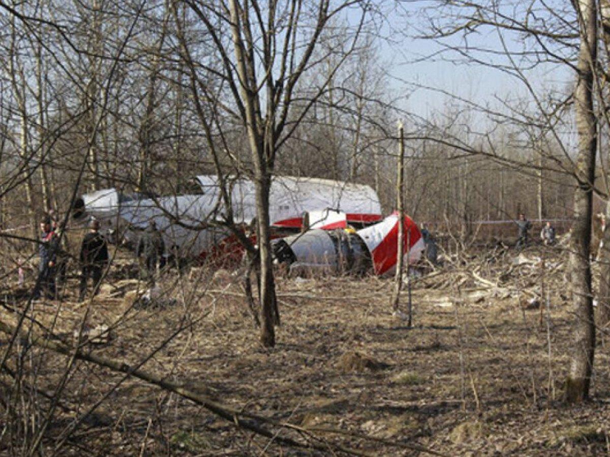 Польша нашла в самолете Качиньского русский тротил