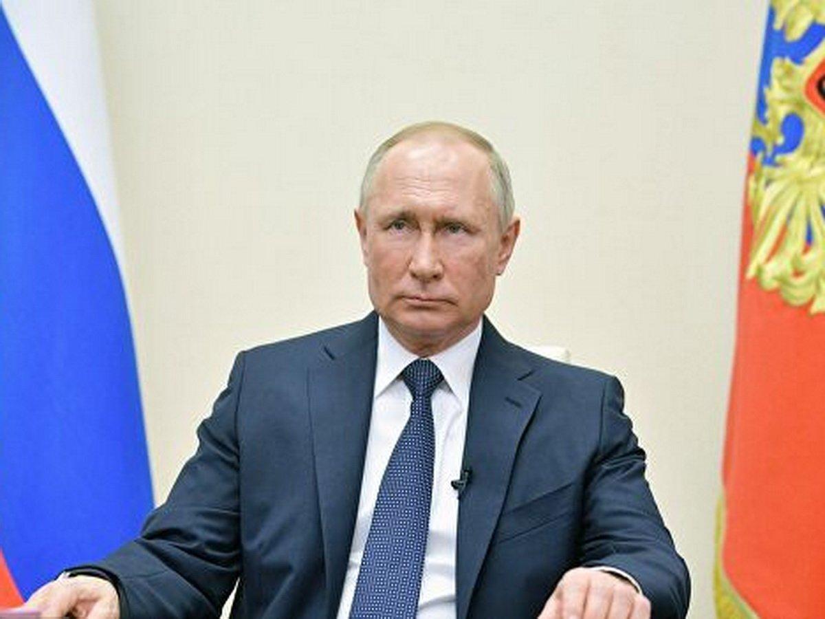 Путин подписал закон об ужесточении