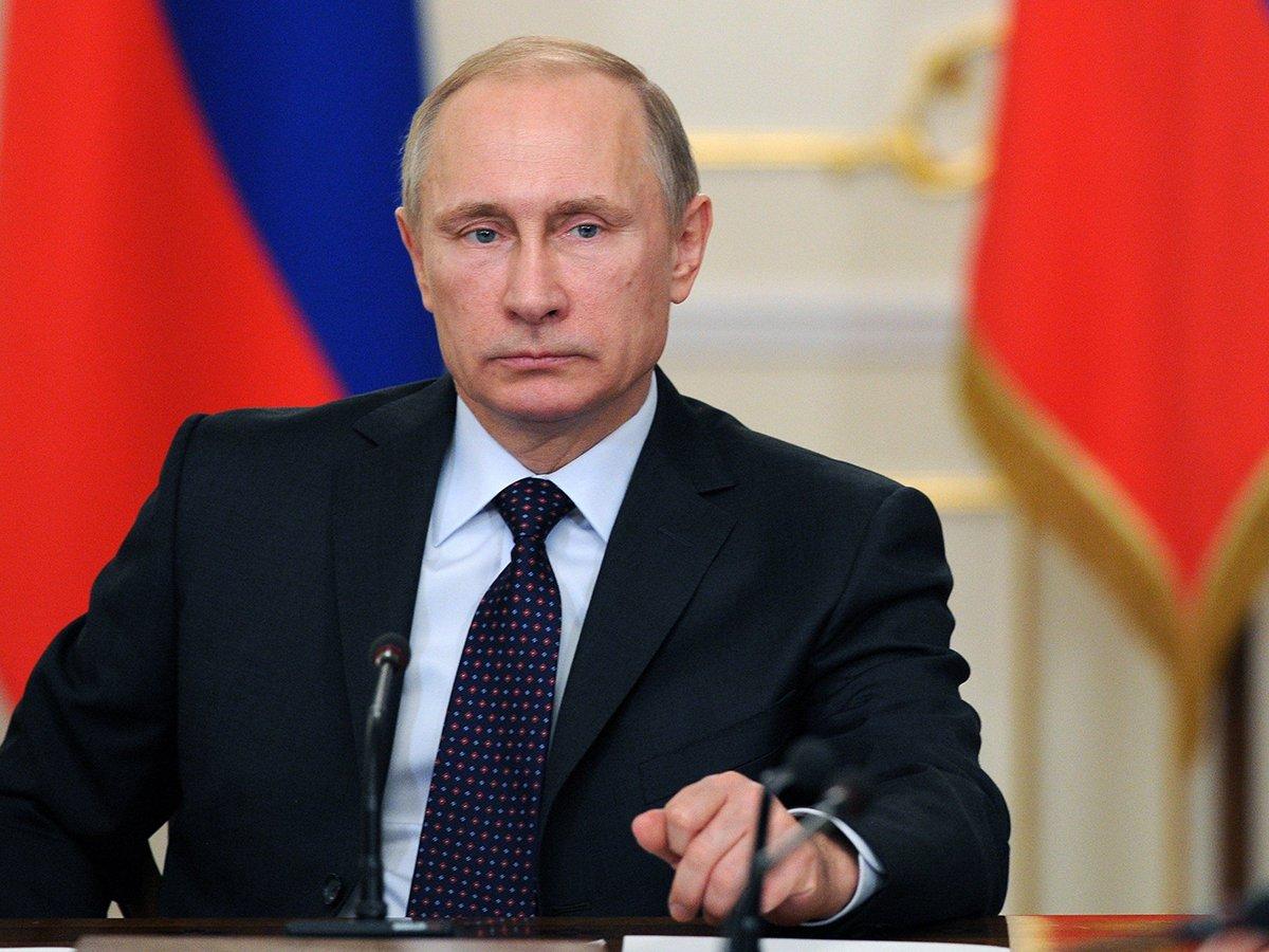 Путин подписал указ о поправках к Конституции