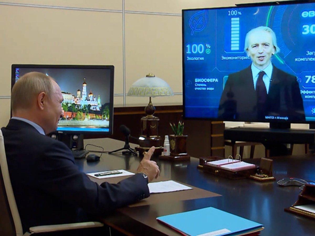 Путин пошутил про сотенку миллиардов с Дюковым