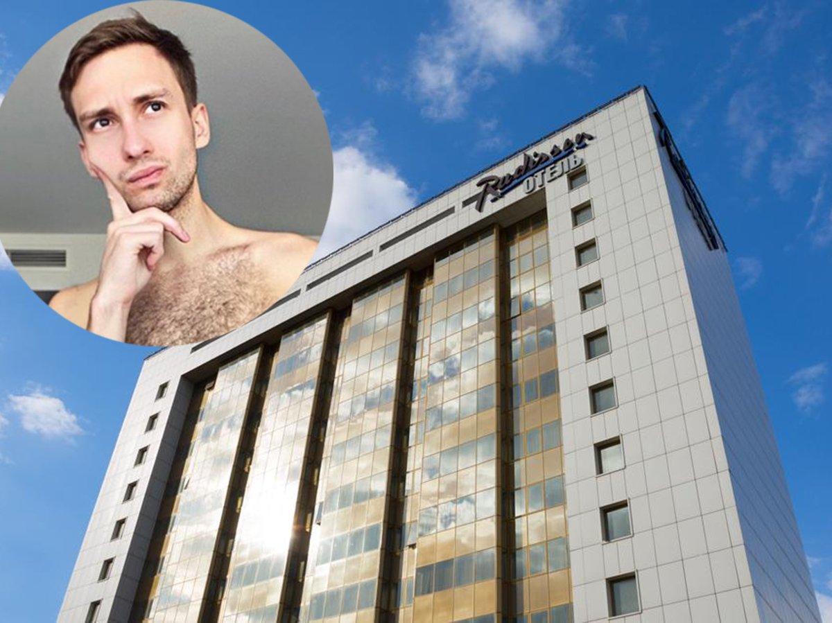 Radisson Blu Belorusskaya пригрозил россиянину делом о порнографии