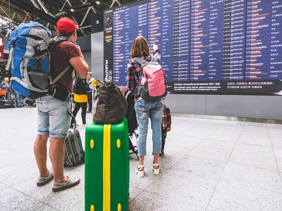 Россия возвращает международные полеты с 1 августа