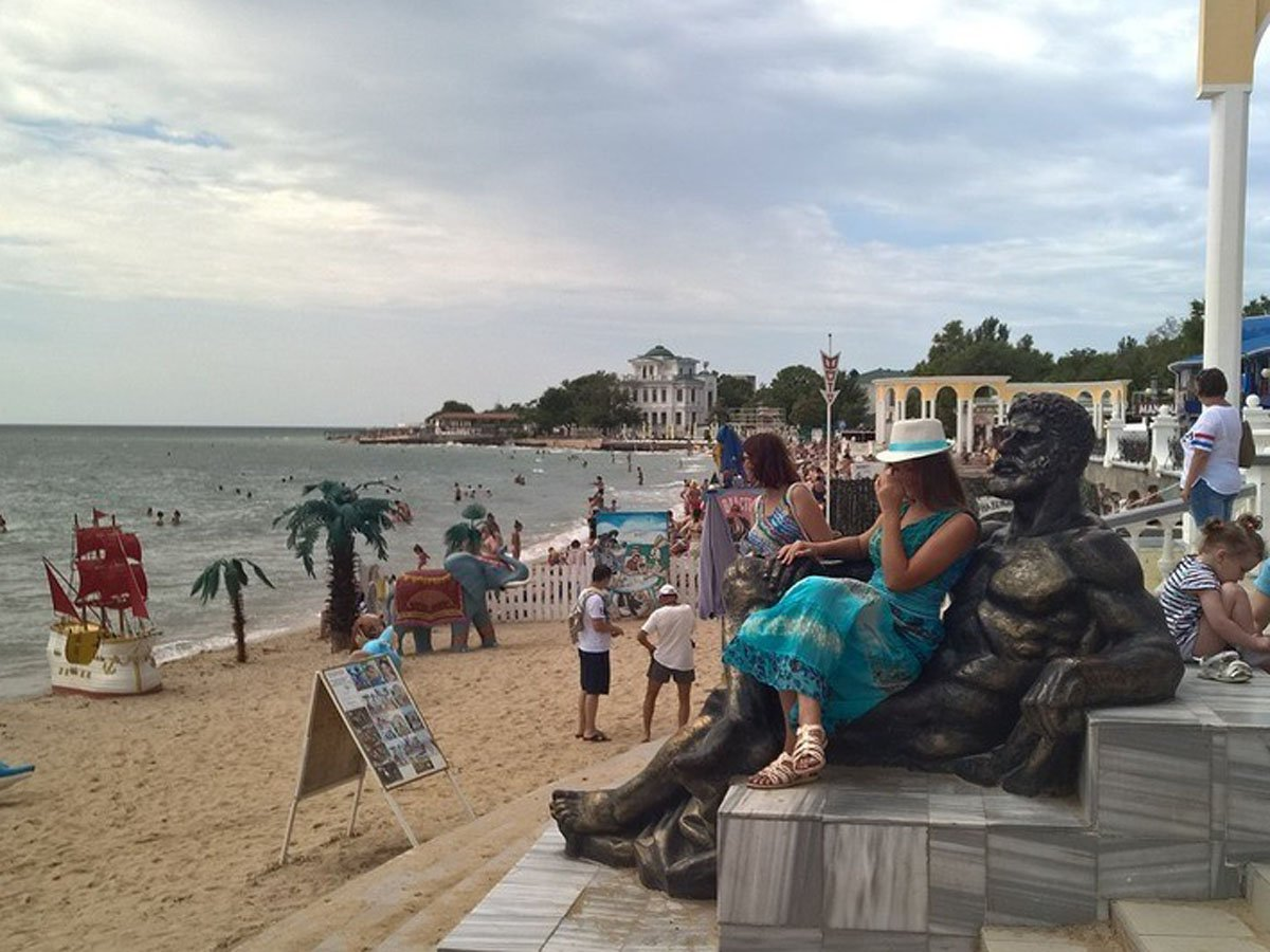 СМИ озвучили цены на отдых в Крыму
