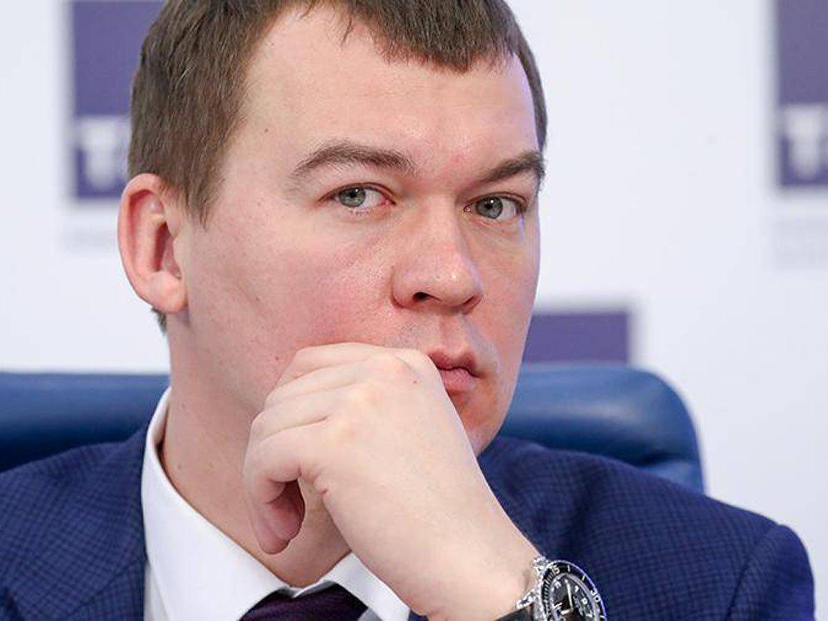 Стало известно, кто такой врио главы Хабаровского края