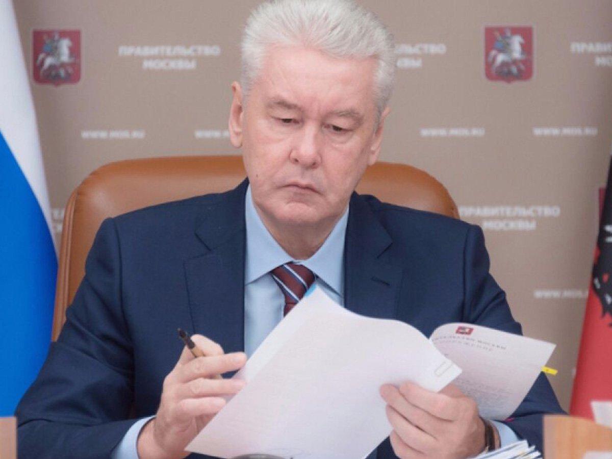 Собянин опроверг планы ввести карантин в сентябре