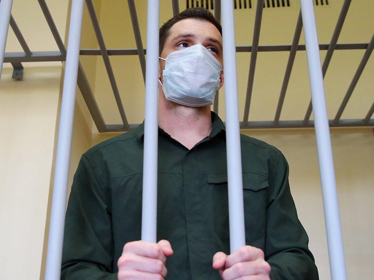 Студент из СЩА получил 9 лет колонии в России