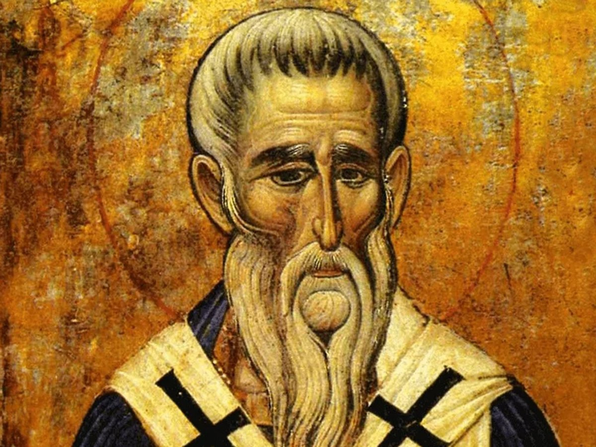 Святой Афиноген 29 июля