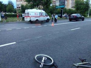 Авария Артем Иванюженков